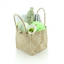 Buri Palm Square Bag w/Handles Large - Kiwiana - By Occasion - Products
