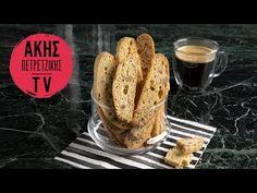 Biscotti με αμύγδαλα Επ. 23 | Kitchen Lab TV - YouTube Biscotti, French Toast, Brunch, Bread, Cookies, Baking, Breakfast, Food, Lifestyle