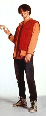 Bill & Ted's Excellent Online Adventure - How To Make Bill & Ted Costumes - Ted's Bogus Journey Costume