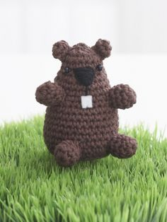 Free Crochet Patterns Groundhog : 1000+ images about Crochet colours brown ... on Pinterest ...