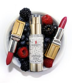 #FlawlessFuture & a swipe of Beautiful Color on the lips makes for a berry fresh morning.