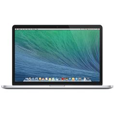 "MacBook Pro 15.5"" Retina (DG) (Mid 2015) i7 2.8GHz 16GB 512GB SSD CL - Gazelle"