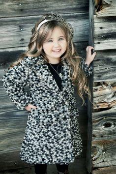 Stunning coat  #littleskyefall2012