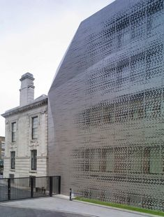 Building of the Year 2011, Refurbishment: Town Hall Hotel / rare