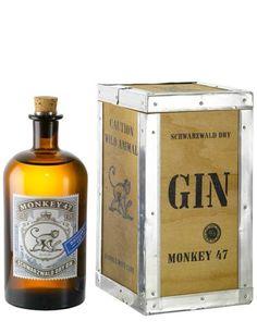 Limited Edition of Monkey 47 Gin #monkey47distillerscut #monkeyginlimitededition