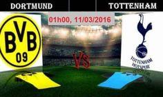 Dortmundvs Tottenham, 01h00 ngày 11/03: Lợi thế sân nhà