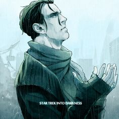 John Harrison (Star Trek Into Darkness) Manga Adaptation by Jay (Japan) - This is awesome. :)