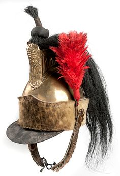 French 1st Empire Model 1795 Dragoon's Helmet
