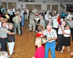 One of the many activities offered  at Sunland Springs.  It's time to dance the night away! Sunland Springs Mesa, AZ