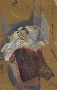 Edvard Munch - 1888, Andreas Bjølstad ۩۞۩۞۩۞۩۞۩۞۩۞۩۞۩۞۩ Gaby Féerie créateur de bijoux à thèmes en modèle unique ; sa.boutique.➜ http://www.alittlemarket.com/boutique/gaby_feerie-132444.html ۩۞۩۞۩۞۩۞۩۞۩۞۩۞۩۞۩