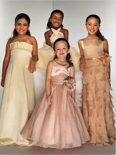 your bridesmaids dresses