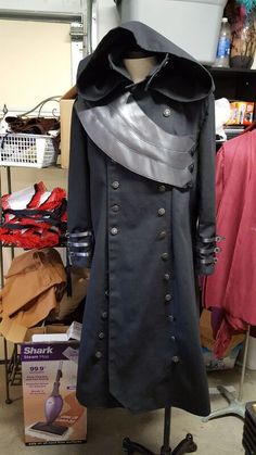 This coat was made for Lindsay Buroker's, Emperor's Edge