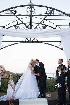 Pixel This Wedding Photography, Lake Lanier Legacy Weddings, Pine Isle Center, Wedding Ceremony, You May Kiss the Bride