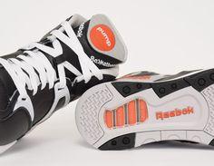 timeless design 6e725 80083  Reebok The Pump Black  sneakers Zapatillas De Deporte Negras, Sneakers  Casuales, Bailarinas