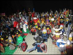 Lego Knights, Multimedia Artist, Horde, Toy Collector, Toys Photography, King Queen, Emperor, Homeland, The Creator