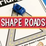 Road Shape Mats for Preschool by Boyvanss : Your kids will love these printable road shape mats! This is a super fun hands-on shape learning activity using toys car to trace shapes. The post Road Shape Mats for Preschool appeared first on Pre-K Pages. Phonics Activities, Hands On Activities, Preschool Activities, Tracing Shapes, Tracing Letters, Learning Shapes, Kids Learning, Pre K Pages, Shapes For Kids