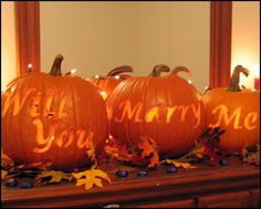 see this is perfect...  could you imagine coming home to this after a cute fall date?!