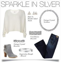 These accessories make the outfit SPARKLE | Stella & Dot