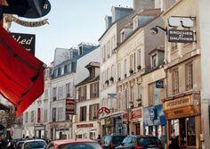 4 secret villages in Paris revealed City Slickers, French Property, Led, Street View, France, Paris, Beach, Bucket, Montmartre Paris