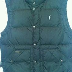Ralph Lauren Polo Puffer Vest Men's Medium fits as Women's Large Polo by Ralph Lauren Jackets & Coats Vests