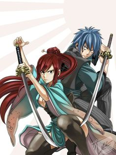 jerza, anime, and fairy tail εικόνα