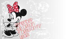 Minnie Mouse Wallpaper by septemberglueck.deviantart.com on @deviantART