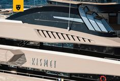 KISMET is a luxury motor mega yacht available for charter built in Charter up to 12 guests in 7 cabins Master & 2 VIP) with a crew of Deck Boat, Below Deck, Yacht Design, Motor Yacht, Open Water, Jet Ski, Luxury Yachts, Models, Fresh Water