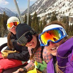 One of my first ski competitions Subaru Freeride Series at snowbird  #freerideseries #snowbird #utah