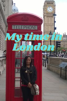 From August to December of 2015 I had the time of my life! I studied abroad in London, had many good and bad times, and did so many things that I wouldn't change it for a thing!