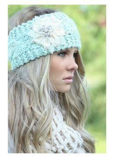 a cute headband like this