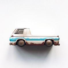 '65 Dodge A-100 #jadatoys #dodgea100 #dodge #toycrew #toypics