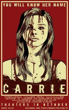 Carrie White Chloe Grace Moretz