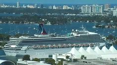 Carnival Victory sailing from Port Miami, sailing to Georgetown, Grand Cayman and Ocho Rios, JAMAICA ❤