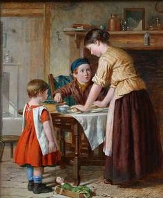 """Baking Day""  William Hemsley"