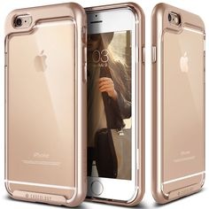 Skyfall Series [Rose Gold] for Apple iPhone 6/6S