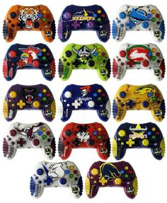 Xbox NRL Rugby League Team Controllers