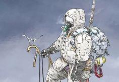 Kodansha Will Simulpub Tsutomu Nihei's 'APOSIMZ' Manga