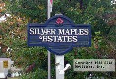 Silver Maples Community in Concord, NC via MHVillage.com