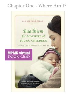 Finding your bearings in motherhood.