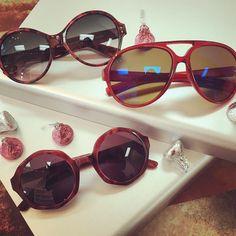 ee75ce3d3e Awesome sunglasses for your Valentine! ❤  winkoptique  shopsofseville   shoplocal  designereyewear