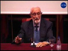 """""""No hemos aprendido a vivir"""" Discurso de José Luis Sampedro en la UC3M (..."""