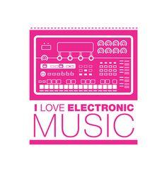 Electronic Music + Dance = Bliss