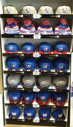 877734e52b2 2015 Western Bulldogs New Era Cap Range! fitted