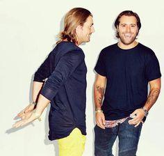 Hermosos!!! Sebastian amo tu sonrisa
