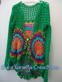 Outstanding Crochet: PSYCH OUT