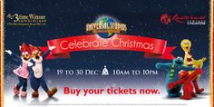 $6 OFF + Take pictures with the Minions from DESPICABLE ME™ and enjoy the snow! (19-30 Dec) at Universal Studios Singapore  >>  http://www.coupark.com/singapore-deal/107249/despicable.html
