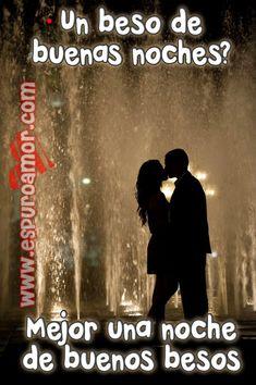 Imagen de amor con pareja de enamorados y una frase de amor para una buena noche - http://espuroamor.com/2014/04/imagen-de-amor-con-pareja-de-enamorados-y-una-frase-de-amor-para-una-buena-noche.html #Frasesparaenamorar, #Frasesromanticas, #Imagenesdeamor, #Imagenesdeparejas