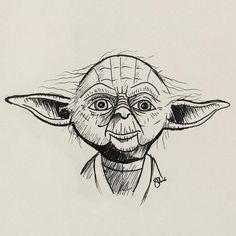 Come on Apple!! Wheres my alert??! Happy Star Wars it is day. Fun we shall have. Watch movies we will. star wars, star wars day, yoda, the force, jedi, art, illustration,