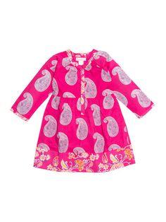 Muni Big Paisley Dress by Masala Baby at Gilt
