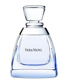 Vera Wang Sheer Veil : Sparkley violet scent. It stays surprisingly well on my skin. Very feminine but slightly perky, I'd say. I have a 3.4 oz bottle.